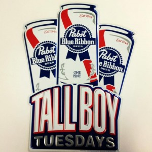 Tall Boy Tuesdays